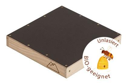 Holzdeckel mit Dämmung - Mini Plus Beute