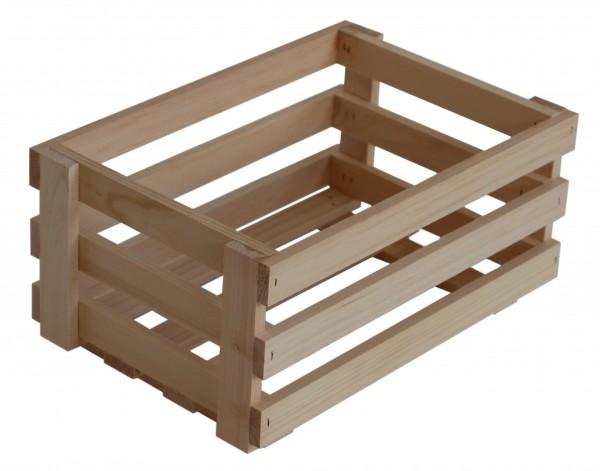 Holz - Präsentkorb Eden- 04