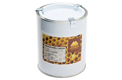 Bergwinkel - Lasur Honiggelb 750 ml