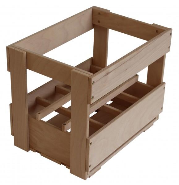 Holz - Getränkekasten