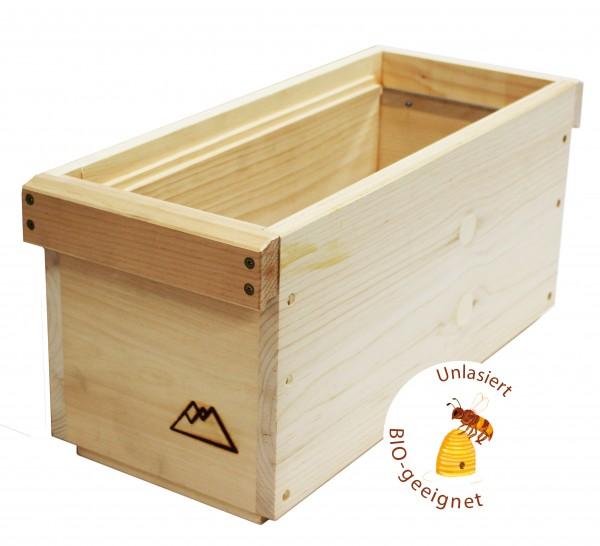 Geteilte Honigraumzarge - Bergwinkelbeute Zander