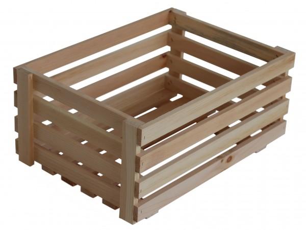 Holz - Präsentkorb Eden- 03