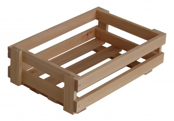 Holz - Präsentkorb Eden- 02