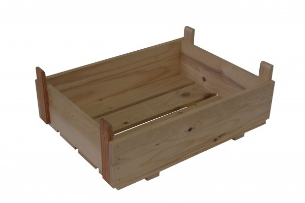 Holz - Obst - / Gemüsekiste