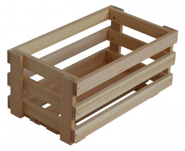 Holz - Präsentkorb Eden- 05