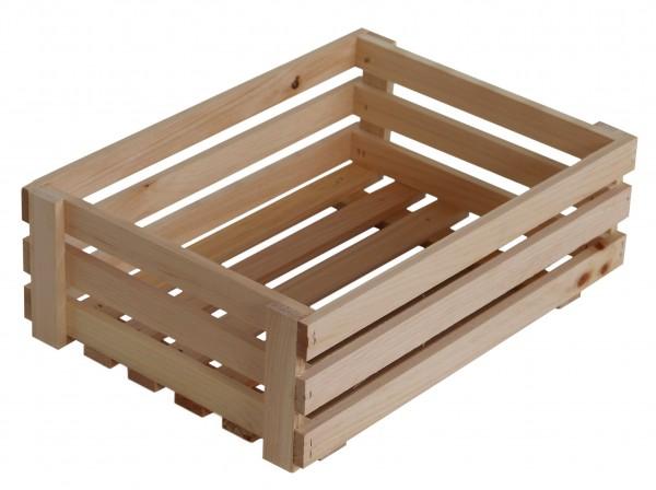Holz - Präsentkorb Eden- 01